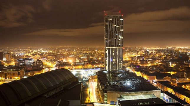 Greater Manchester housing plan unveiled with vision for 'green' future