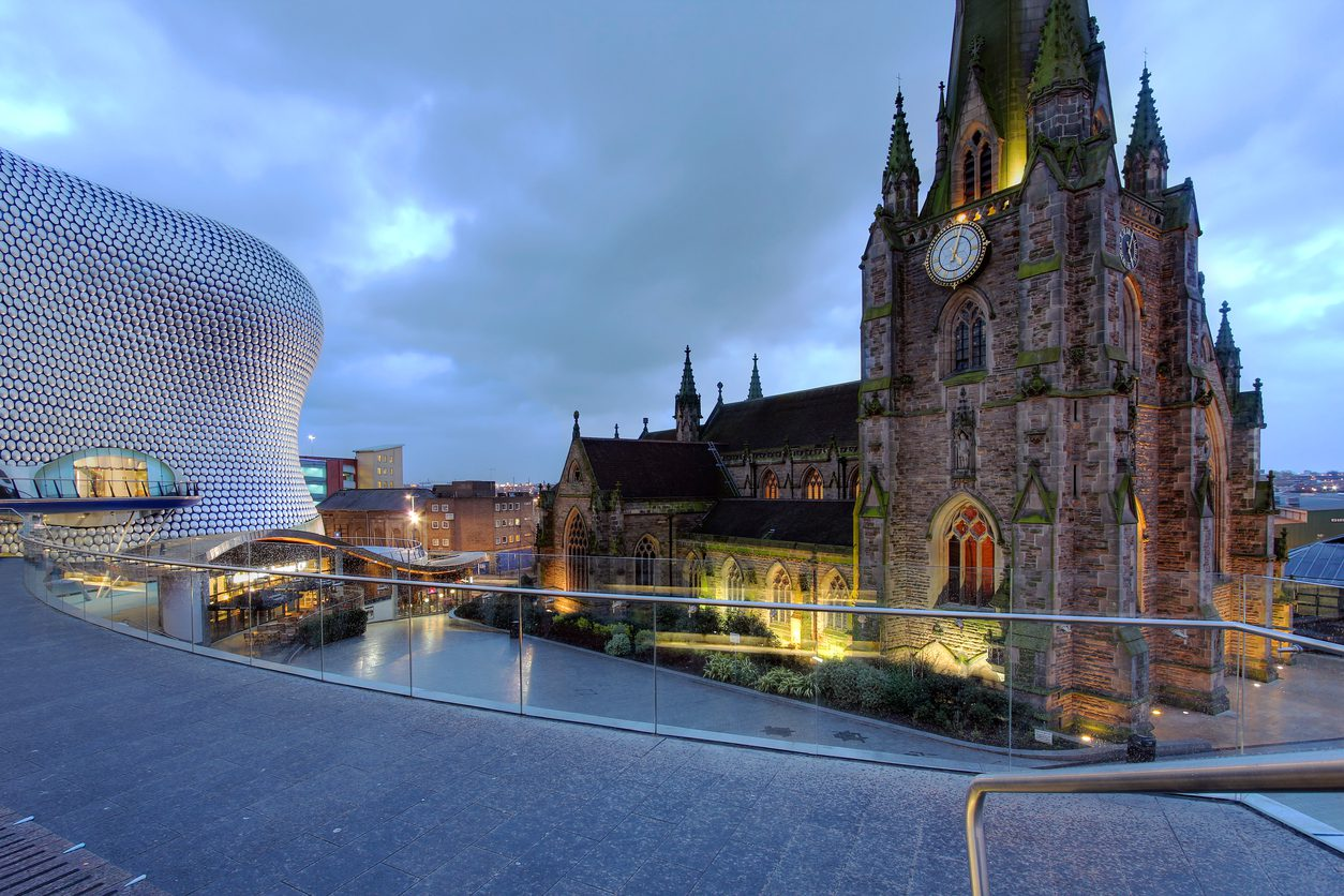 Five reasons why Birmingham is a buy-to-let property hotspot