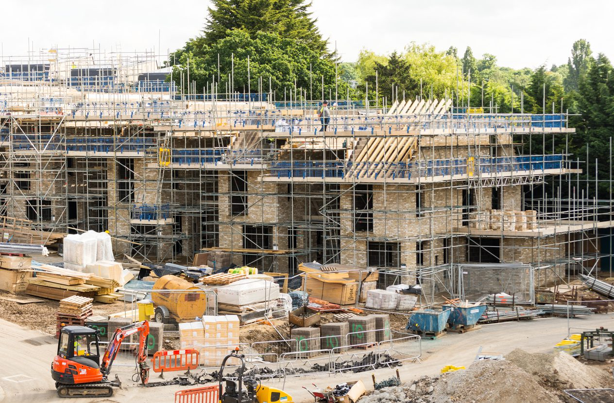 UK housebuilding: is the planning system holding the sector back?