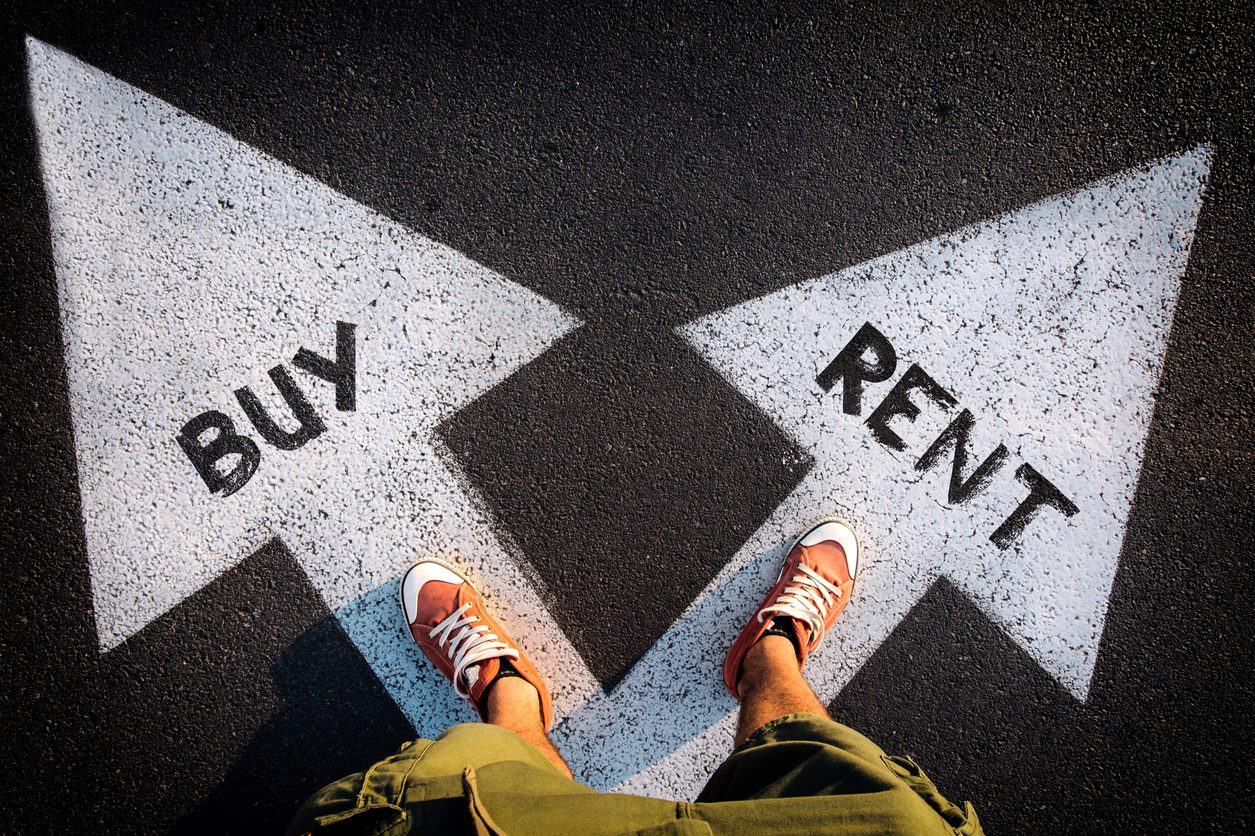 The shift to renting: will homeownership ever catch back up?