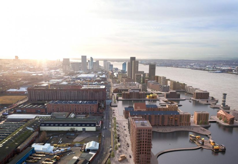 Liverpool Waters is set to change the city's waterside ...