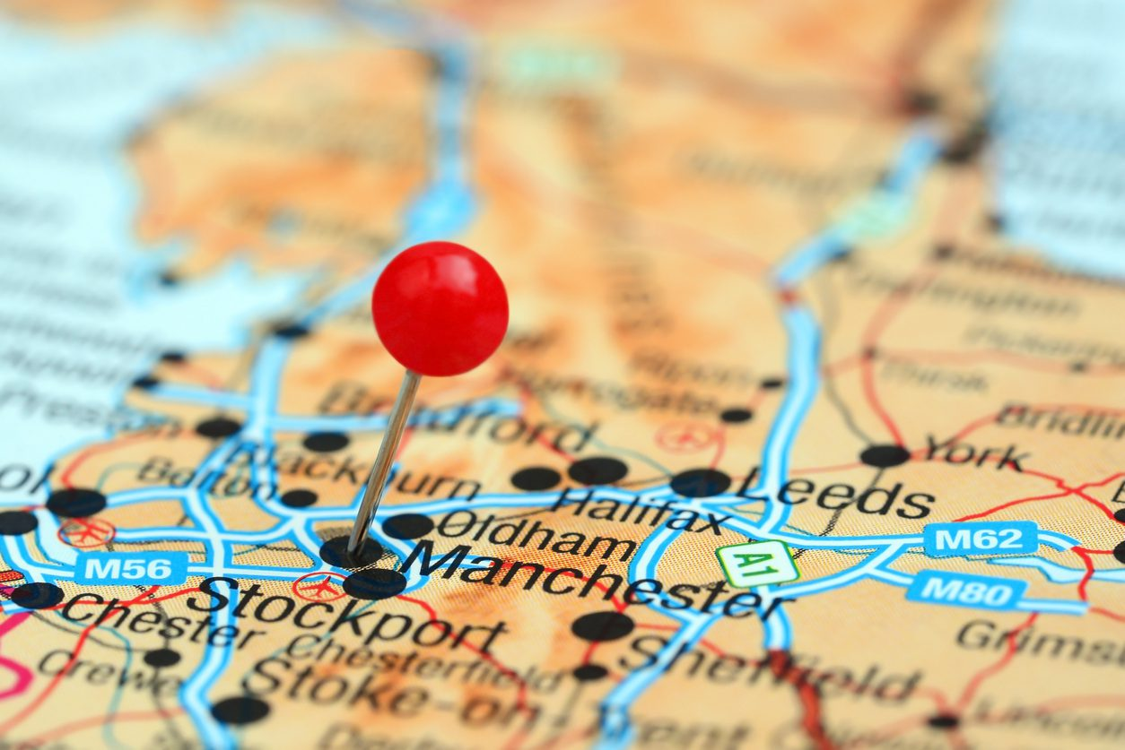 Preston leads the way in rapidly improving north-west for life quality