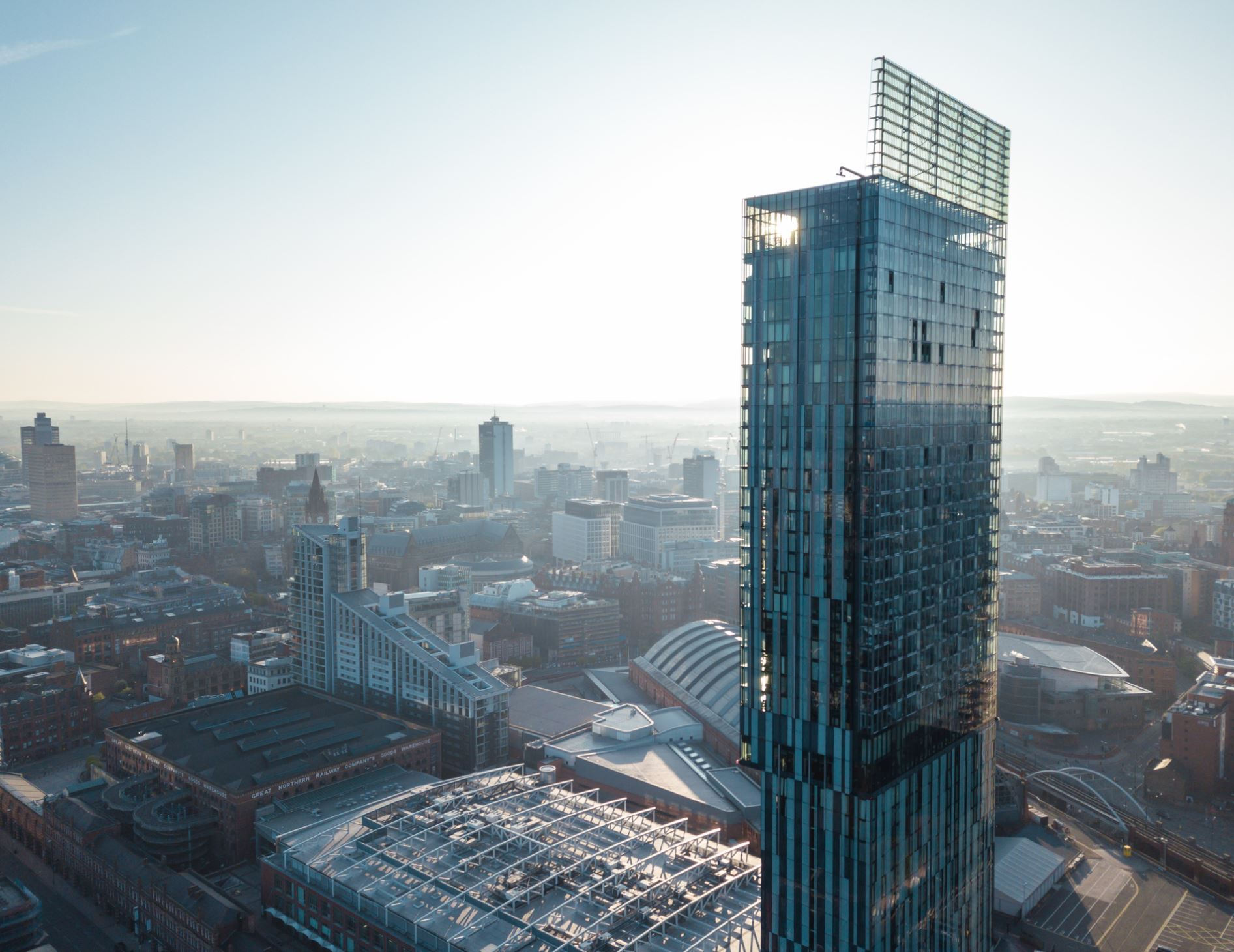 Office investment remains high in Manchester and Birmingham