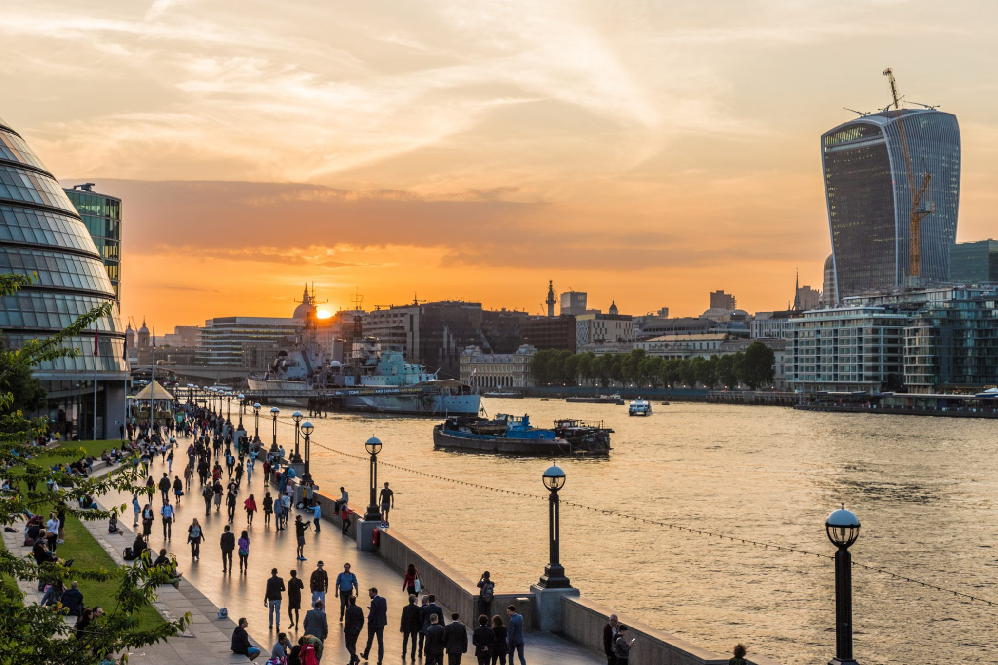 London named the second best city for property investment in Europe