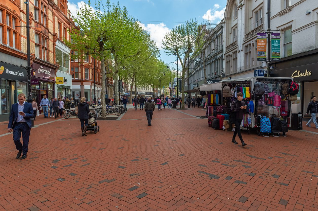 Reading once again named as top-performing UK city