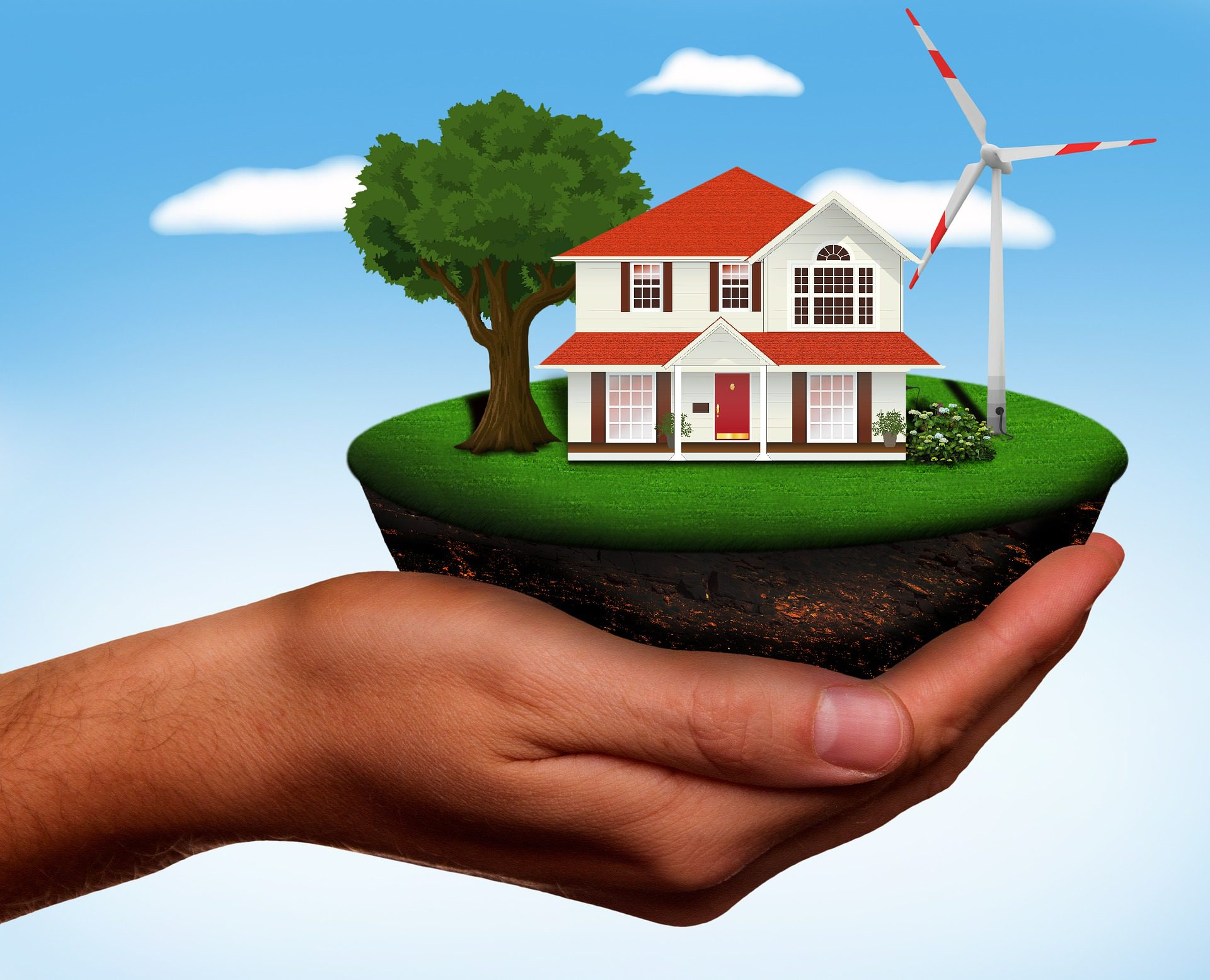 """""""Green mortgages"""" set to become the norm in future lending market"""
