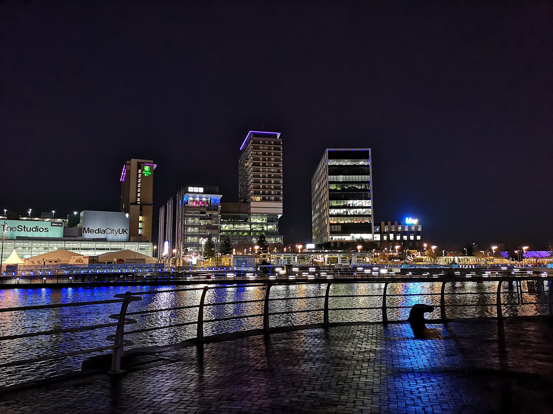 Greater Manchester set for a boost with BBC expansion at MediaCityUK