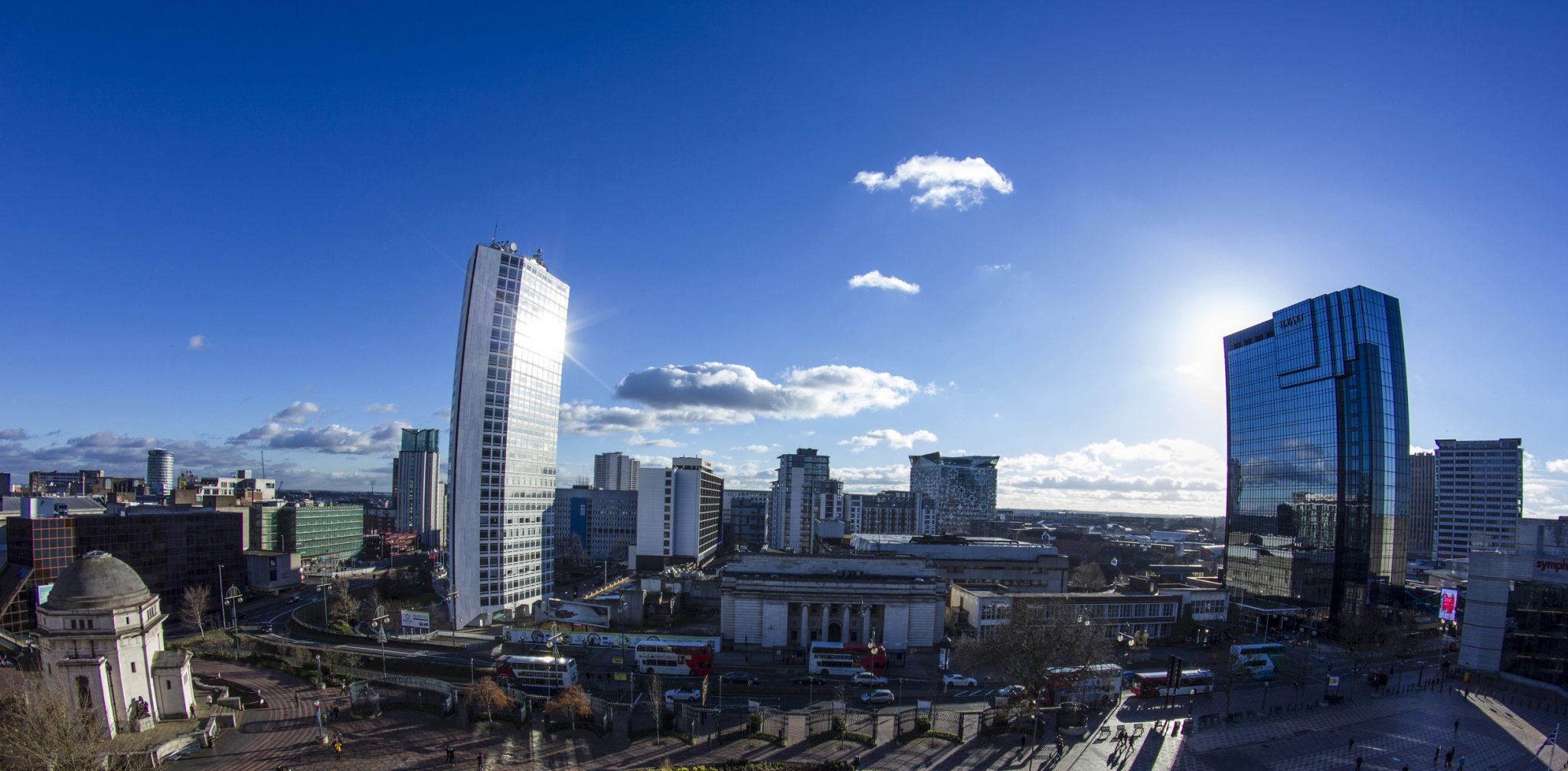 Biggest post-lockdown office deal in Birmingham to boost Midlands city
