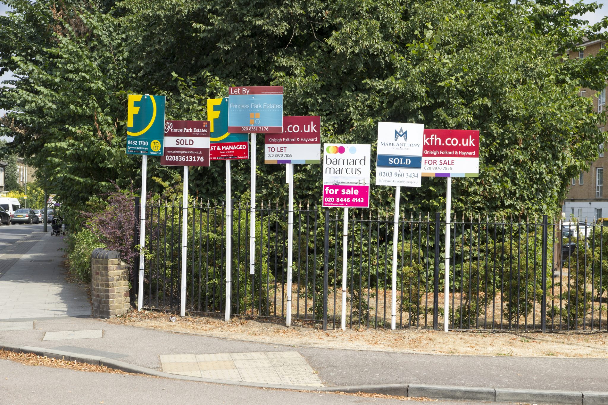 North-west led annual house price growth in England during 2020