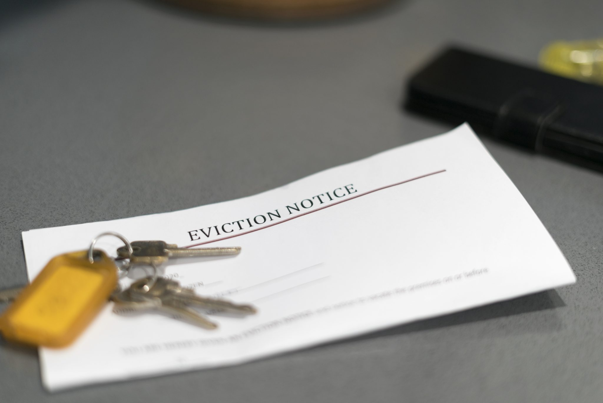 Landlords: Less than two weeks until eviction notice period shortens