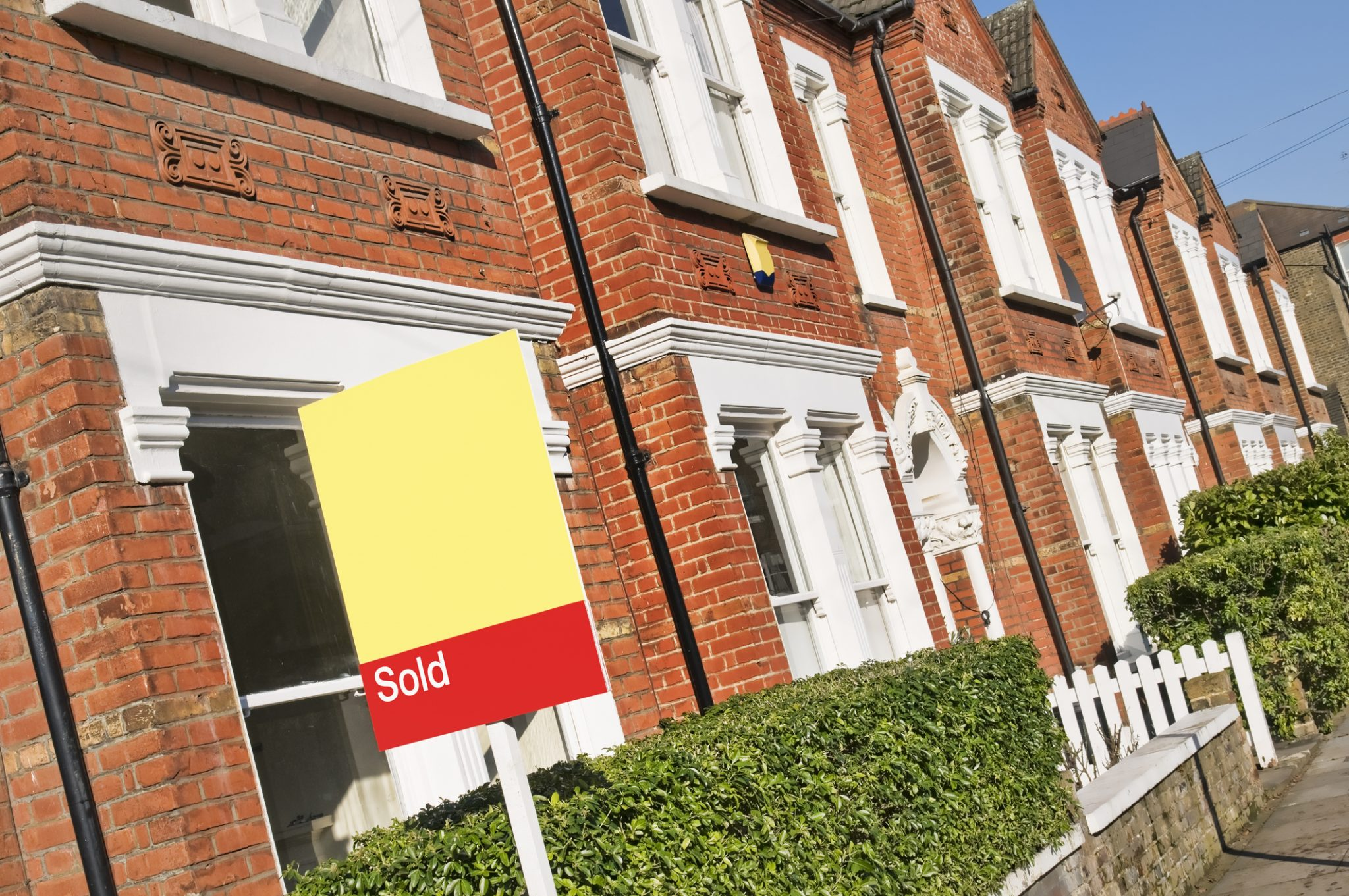 The UK property market accelerates to record-breaking levels
