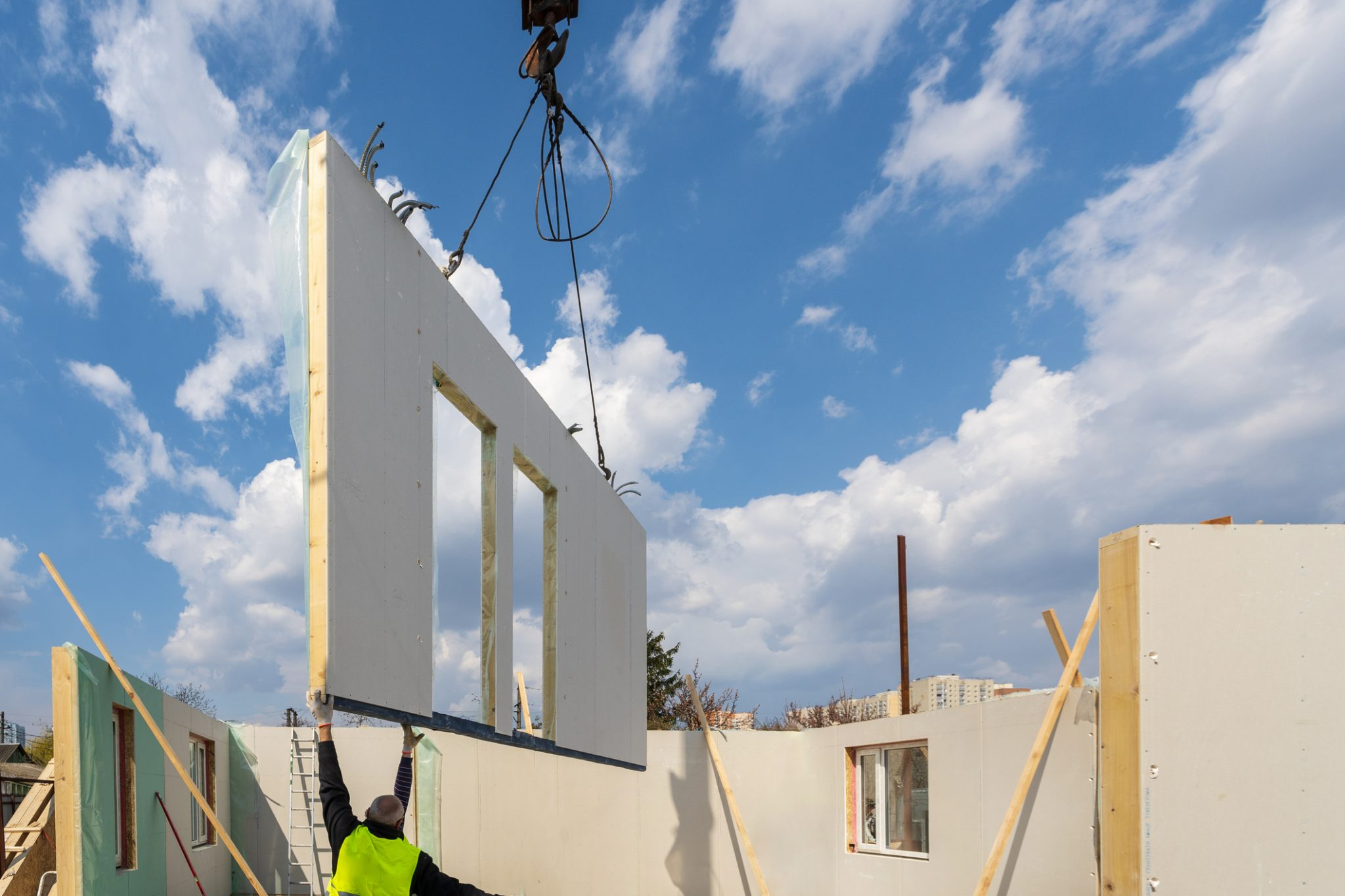 How planning changes are impacting housebuilding and UK housing